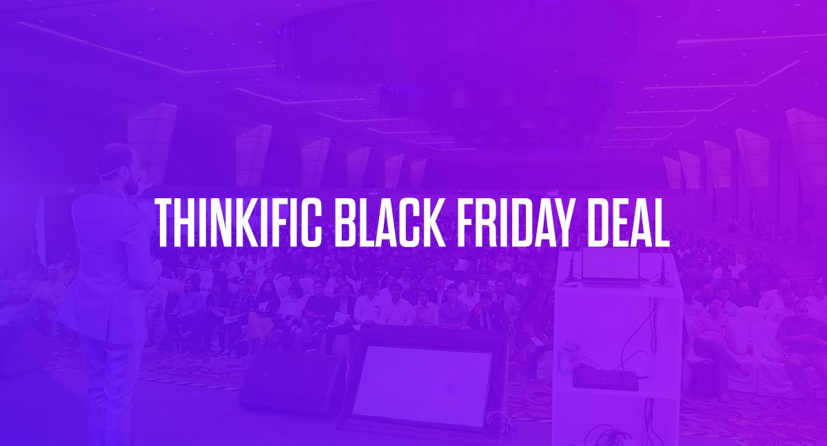 ThinkiFic Back Friday Deal 2020